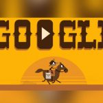 Google Doodlers Honor the Pony Express