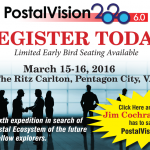 Hear what USPS CMO Jim Cochrane has to say about Postal Vision