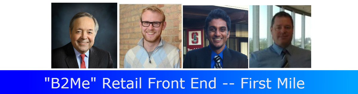 Retail Front End First Mile Panel