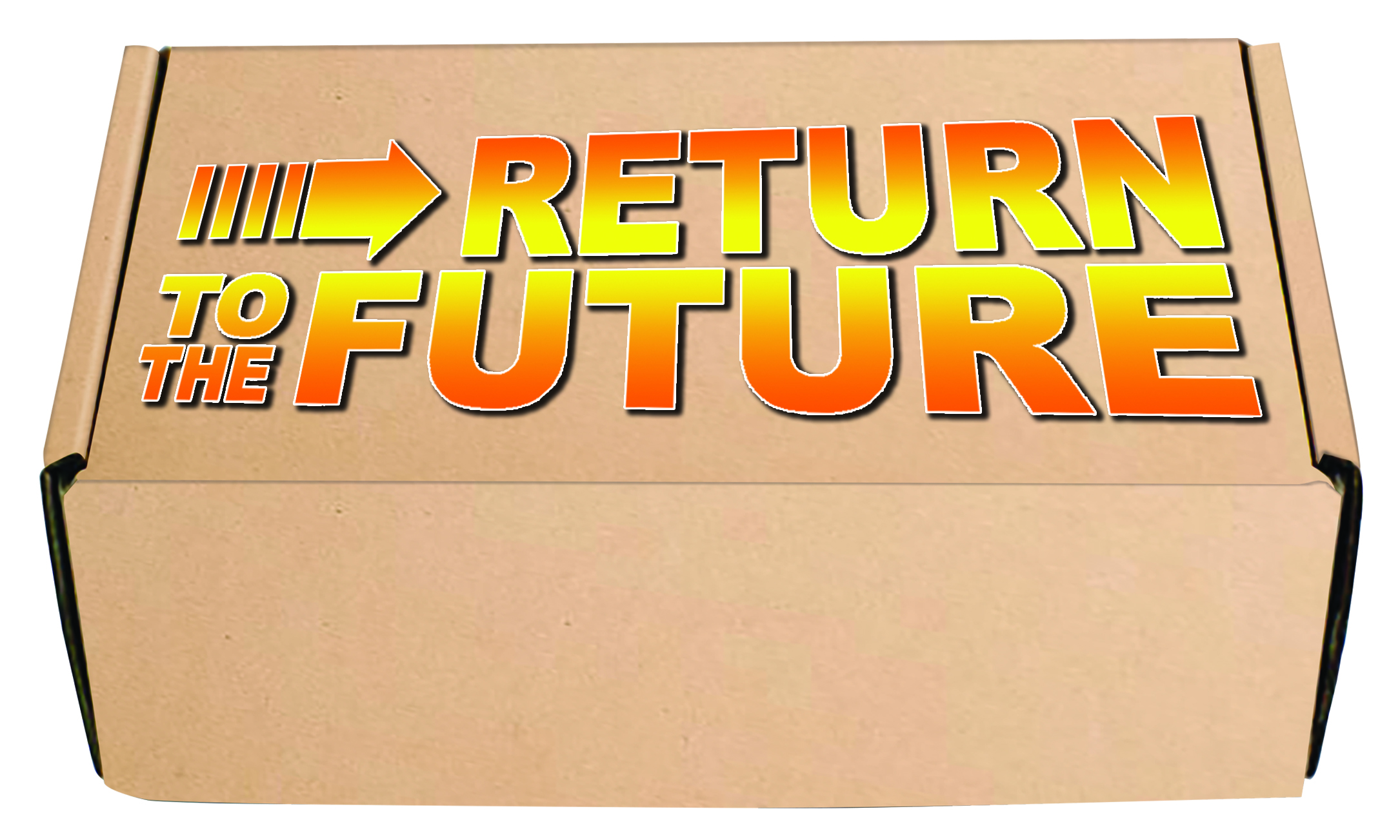 Returns Logo and box copy